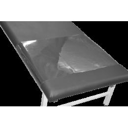 Protection PVC pieds pour divan ou fauteuil d'examen Vog Médical