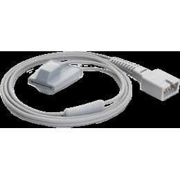 Capteurs SpO2 réutilisables pour moniteurs multiparamètres Edan M3A, Edan iM3, iM8, iM20 et Oxymètre H100B