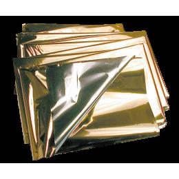 Couverture de survie isothermique 220 x 140 cm (unité)
