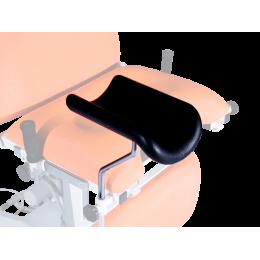 Paire de repose-jambes en polyuréthane pour divan ou fauteuil d'examen Vog Médical