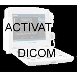 Activation de la fonction DICOM pour échographe Edan DUS60