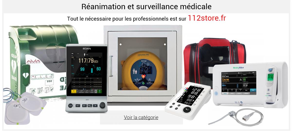 Réanimation et surveillance médicale
